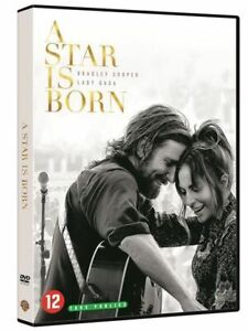 A-STAR-IS-BORN-Bradley-Cooper-Et-Lady-Gaga-DVD-NEUF-SOUS-BLISTER