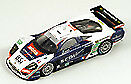 Saleen  50 13th (winner Lmgt1) Lm 2010 Berville   Canal   Gardel 1 43 Model