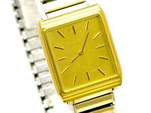HAU-Roamer-Herren-Armbanduhr-Quarz-ETA-950-001-mit-Spiedel-Armband-70er-Jahre