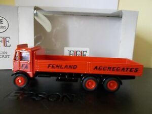EFE AEC Mammoth in Cyril Ridgeon livery