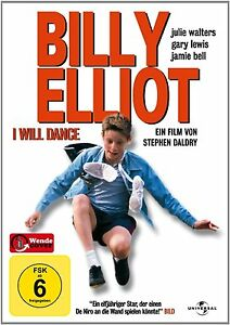 BILLY-ELLIOT-I-Will-Dance-Julie-Walters-Gary-Lewis-Jamie-Bell-NEU-OVP