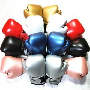 Kinder-Boxhandschuhe-zum-Spass-Muay-Thai-Sanda-Martial-Arts-Punching-Gloves-Nett