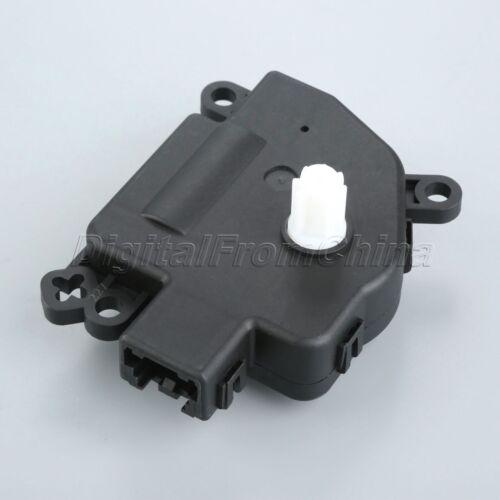 A//C Heater Defrost Actuator Motor Fit for 2008-2015 Nissan Titan SE PRO-4X XE LE