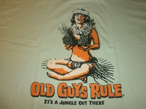 3 OLD GUYS RULE IT'S A JUNGLE OUT THERE SURFBOARD ALL SIZE 2X YOU GET ALL THREE