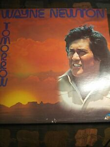 Wayne-Newton-Tomorrow-Chelsea-CHL-512-Stereo-LP-1976-VG-VG-First-Pressing-USA
