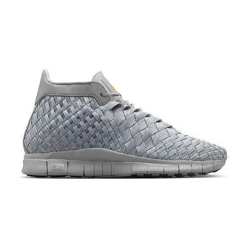 Unisexe Adulte Nike free inneva woven MID SP Argent 002 Mat 800907 002 Argent Taille:  Chaussures de sport pour hommes et femmes 23eab8