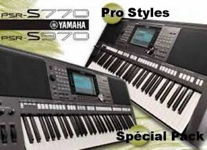 Details about 378 yamaha styles for psr s 770-970-775-975 - usb download  where- show original title