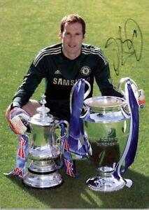 Petr-Czech-Fussball-FC-Chelsea-original-signierte-Autogrammkarte-NEU-AK-TOP-7-UH
