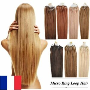 50-100-150-200-EXTENSIONS-CHEVEUX-POSE-A-FROID-NATURELS-REMY-53-60CM-0-5G-1G