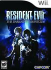 Resident Evil: The Darkside Chronicles [Nintendo Wii, NTSC, Zombies Action] NEW