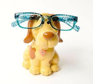 Brown-Dog-Piggybank-Eye-Glass-Holder
