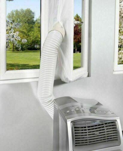 Hot Air Stop Klimagerät Mobile Klimaanlage Fensterabdichtung Fensteradapter Kit