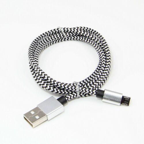 Resistente al desgaste Micro USB Cable de carga para martillo Blade 4 4 Iron Arco