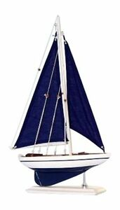 Lovely Image Is Loading Handcrafted Nautical Decor Pacific Sailer Sails Boat 17