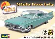 Revell 1/25 '59 Cadillac Eldorado Hardtop Plastic Model Kit 85-4361