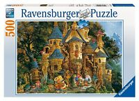 RAVENSBURGER JIGSAW PUZZLE COLLEGE OF MAGICAL KNOWLEDGE JAMES C CHRISTENSEN Toys