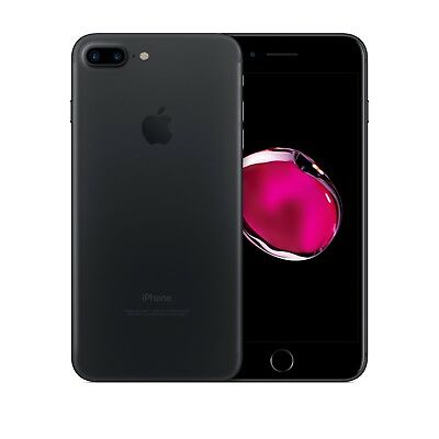 NEW Apple iPhone 7 Plus 32GB (GSM Unlocked) AT&T T-Mobile Metro PCS 4G LTE