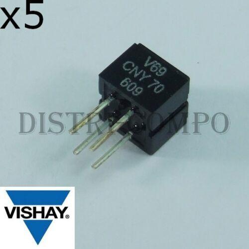 CNY70 Sensor optisch reflektierende mit Ausgang Transistor Vishay Menge von 5