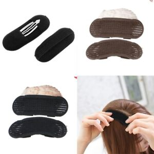 2x-Bump-it-Up-Volume-Hair-Insert-Clip-Back-Beehive-Marking-style-Tool-Holder