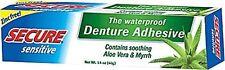 Bioforce Secure Sensitive Denture Adhesive - 1.4 Oz *BEST MATCH* Free Shipping