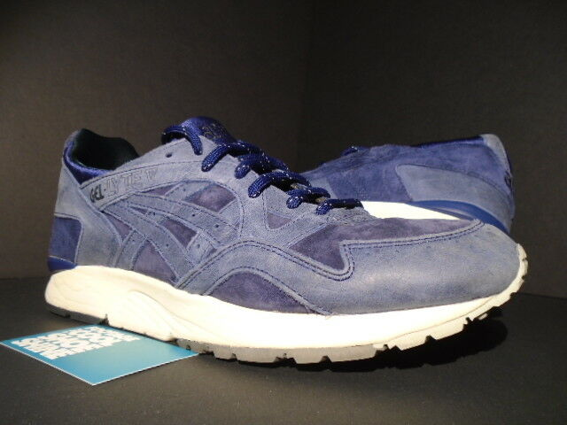2014 ASICS GEL-LYTE V 5 COMMONWEALTH GEMINI NAVY blueE PATRIOT H44JK-5050 10