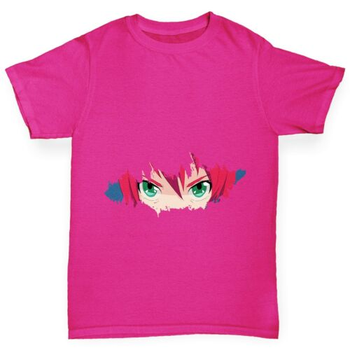 Twisted Envy Girl/'s The All Seeing Eyes Anime T-Shirt