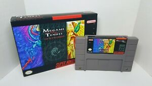 Megami Tensei Old Testament - English Translation SNES NTSC US/CA OT Kyuuyaku