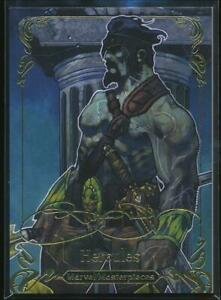 2018-Marvel-Masterpieces-Gold-Foil-Trading-Card-26-Hercules-Tier-1
