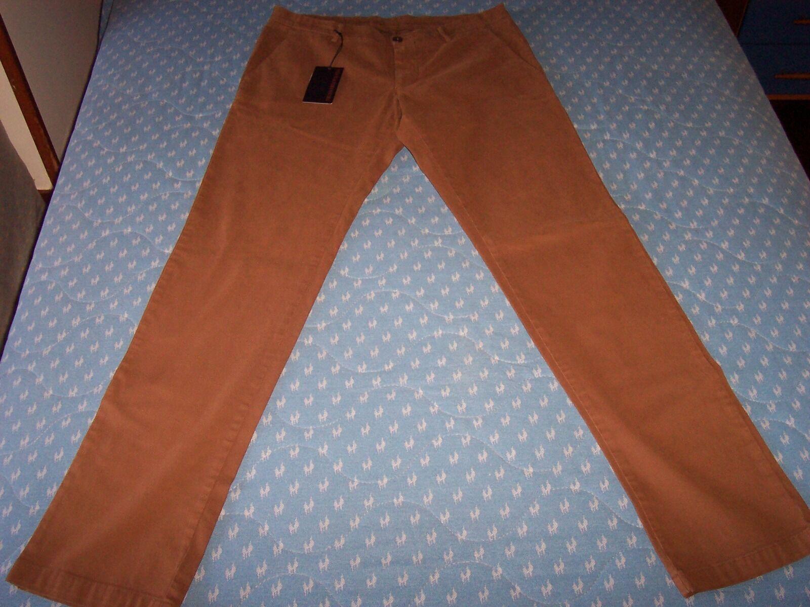 UomoBeige Jeans 50 taglia Pantalone Nrtkrd356 Trussardi VqMzpSU