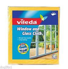 Vileda Extra Large Machine Washable Window & Glass House Bathroom Cleaning Cloth