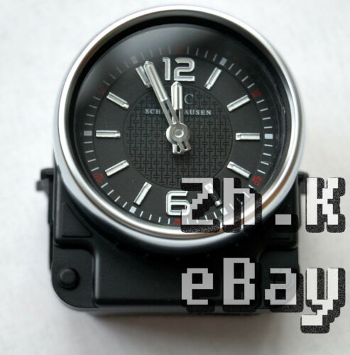 Mercedes-Benz AMG R231 SL-Class R172 SLK//SLC-Class IWC Analog Clock