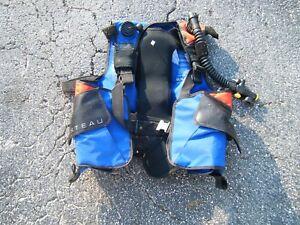 Details about US Divers Vintage Cousteau BCD Buoyancy Compensator Scuba  Dive System Size MED