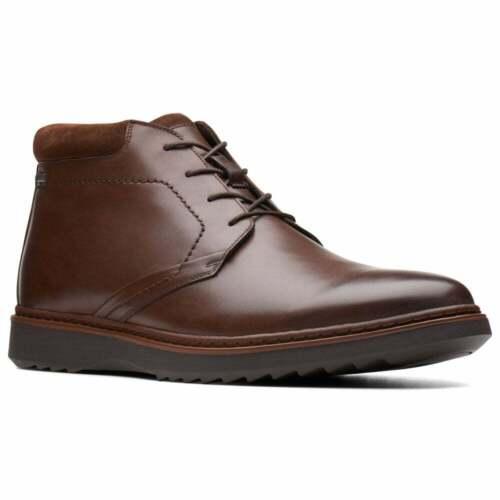 Clarks Un Geo Mid Wide GORE-TEX Mens Boots