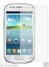 3 front screen cover guard film foil for Samsung GT-i8190 Galaxy S3 Mini