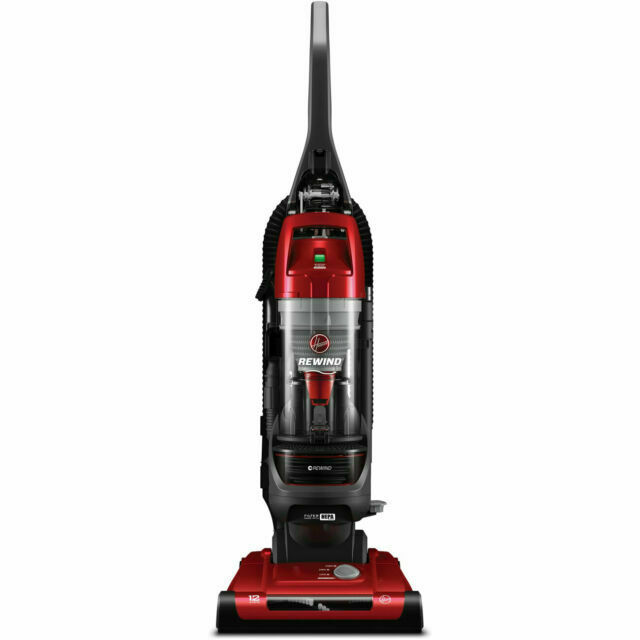 Hoover UH71012 Red Upright Vacuum Cleaner