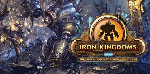 PRIVATEER PRESS - IRON KINGDOMS - BOOKS   GAME   GAME MASTER TOOK KIT - VARIOUS