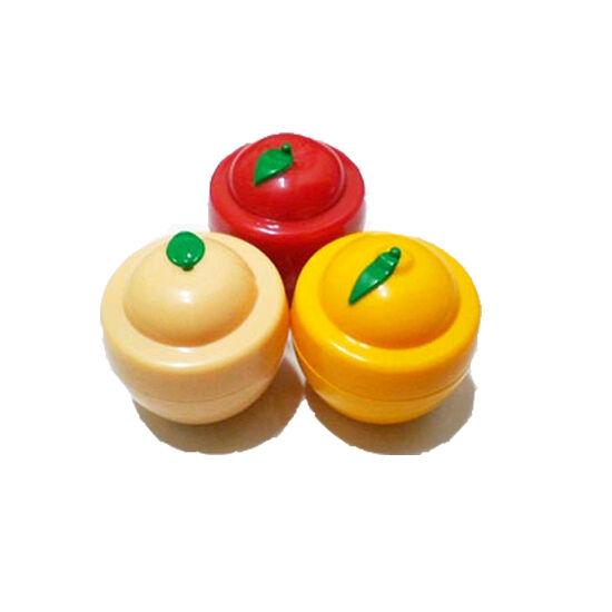 Baviphat *Miniature 3pc Set Apple Sleeping Pack, Peach Peeling, Lemon Whitening