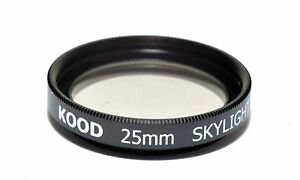 25mm-Quality-Kood-Glass-SKYLIGHT-Filter-Made-in-Japan-Protection-Filter