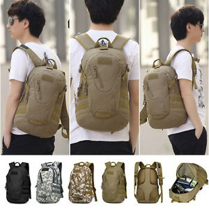 35L Tactical Outdoor  Style Backpack Rucksacks Camping Hiking Bags Hot Sale