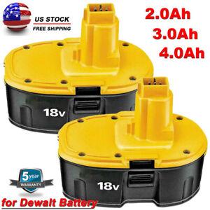 Upgraded-2-0-3-0-4-0Ah-For-Dewalt-18V-XRP-Battery-DC9096-DC9098-DC9099-DW9095-US