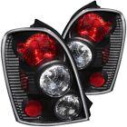 Tail Light Set-Black Anzo 221095