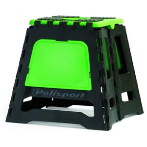 Polisport MX Motocross Enduro Folding Bike Stand Black//Green