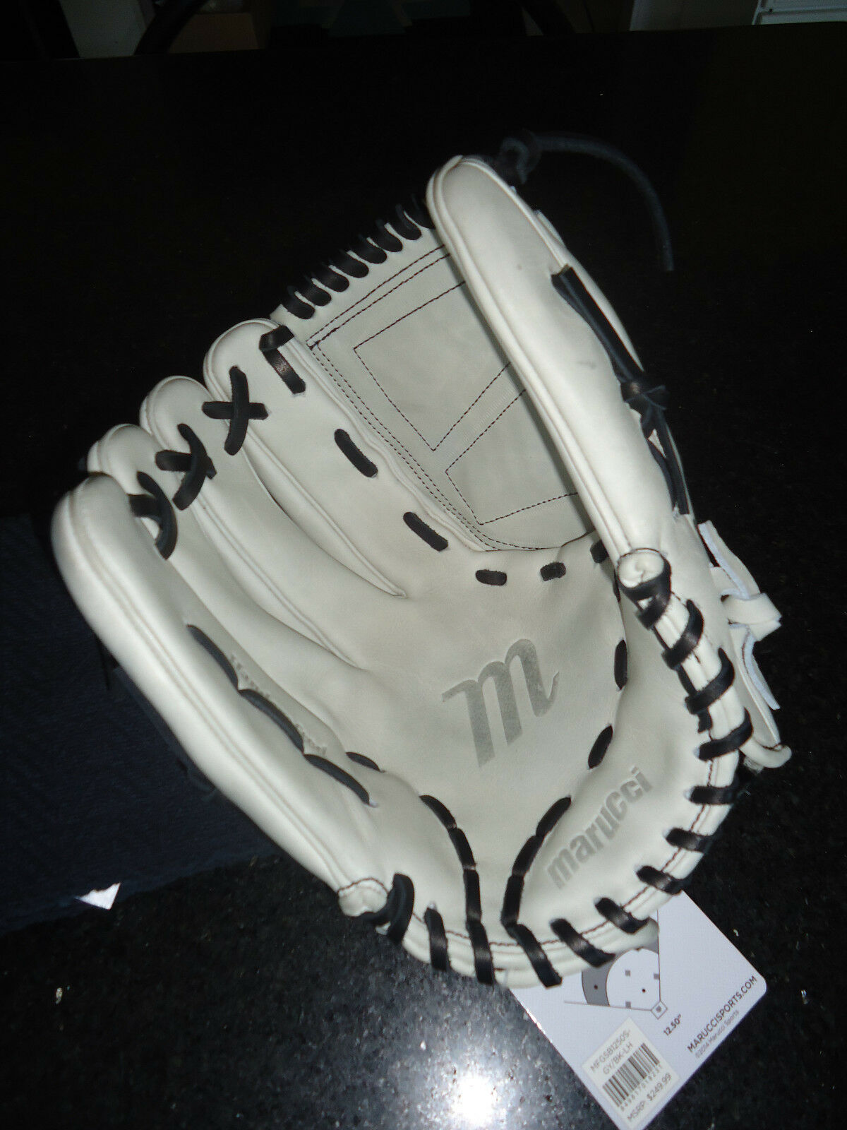 MARUCCI FASTPITCH SOFTBALL GLOVE MFGSB1250S GLOVE 12.5