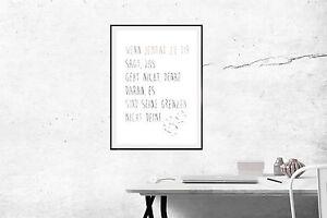 Kunstdruck-Print-Artprints-Poster-Artprint-Quote-Spruch-Weisheit