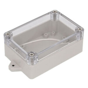 100mm-x-68mm-x-40mm-Waterproof-DIY-Project-Electrical-Junction-Box-W6X4-S5J8
