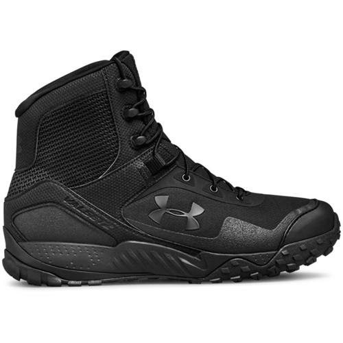 Under Armour 7 Valsetz Rts 1.5 Duty Boots Men'S 4E Wide 10.5 Black 3021035 Men'S Under Armour Shoes 4E