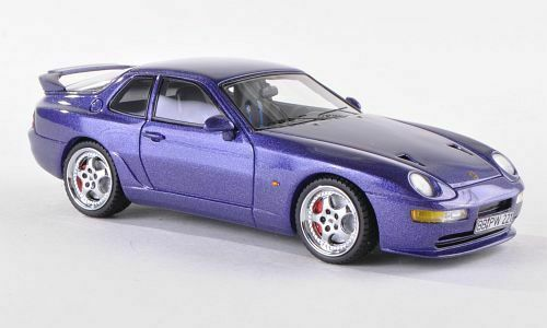 NEO MODELS Porsche 968 Turbo RS 1993 (metallic pur 1 43 43835