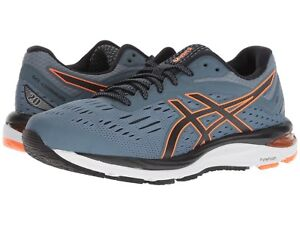 13733fa65bb ASICS Gel-Cumulus 20 Men s Running Shoe Iron Clad Black Medium ( M ...