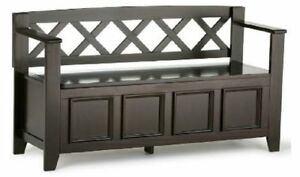 Details about Storage Benches For Entryway Bench Bedroom Hallway With Lift  Top Mudroom Shoe