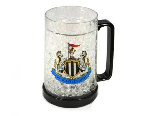 TANKARD OFFICIAL FOOTBALL CLUB ICE COLD BEER DRINKS FREEZER MUG